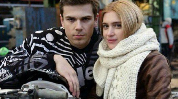 Кирилл Запорожский и Анна Андрусенко