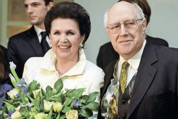 Ольга Ростропович: личная жизнь