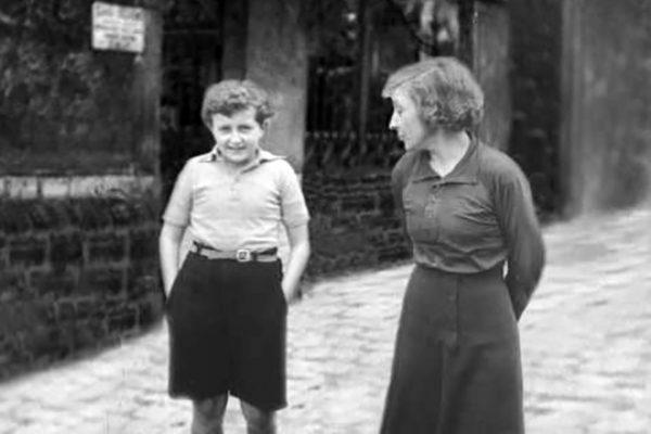 Марина Цветаева с сыном Георгием