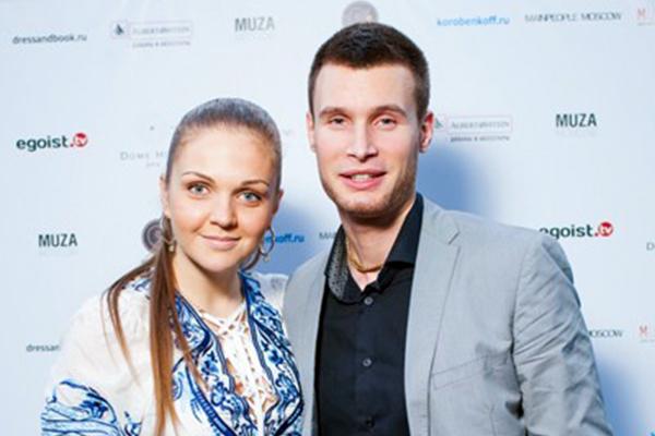 Марина Девятова и Алексей Пигуренко
