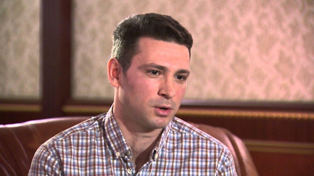 Актер Антон Хабаров: личная жизнь