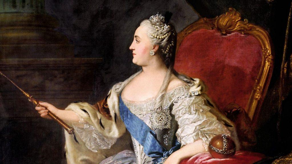 Екатерина Великая: личная жизнь