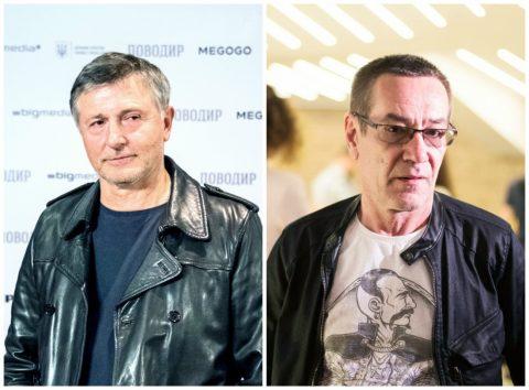 Станислав Боклан и Николай Боклан братья