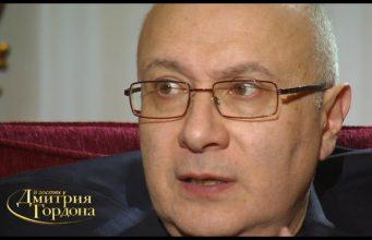 Дмитрий Гордон: биография, личная жизнь