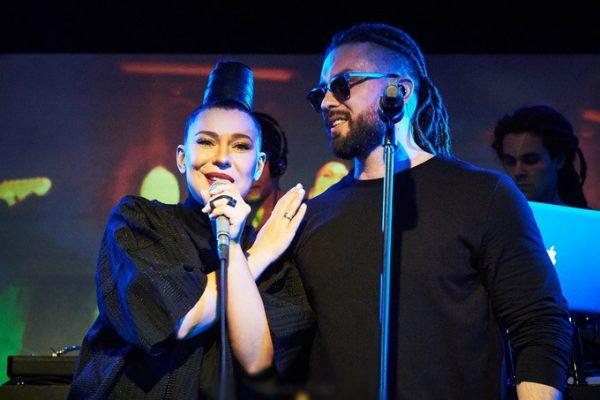 Бурито и певица Елка