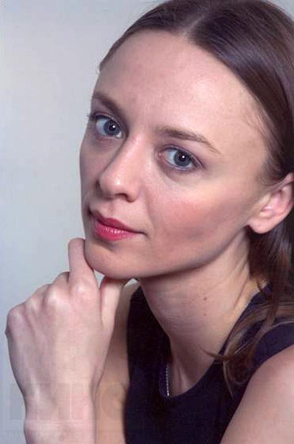 Актриса Алла Казакова