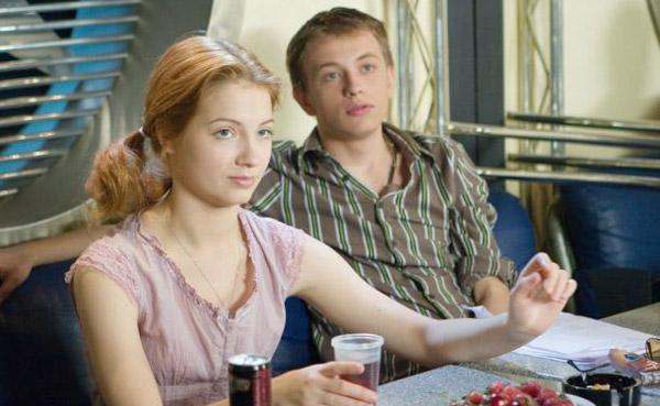 Мария Луговая с Андреем Щипановым