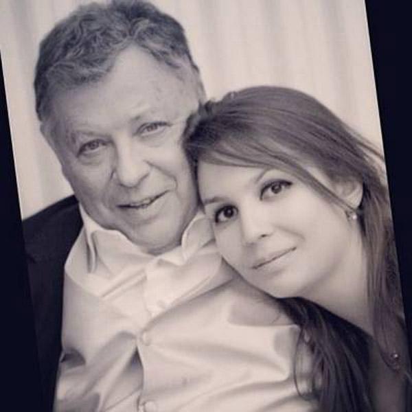 Игорь Волгин с женой Екатериной
