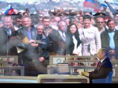 Владимир Путин откровенно ответил на вопросы россиян