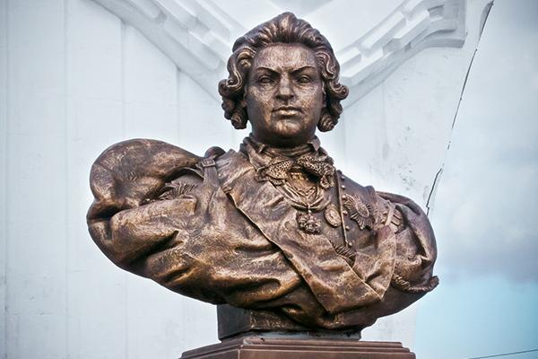 Памятник Григорию Потемкину в Севастополе