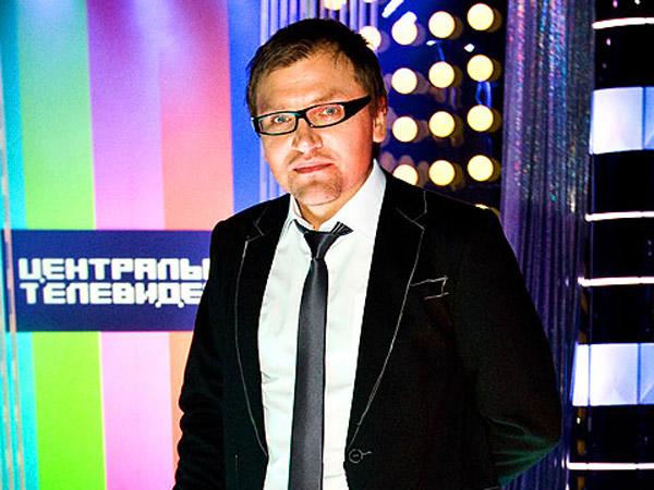 """Вадим Такменев ведущий программы """"Центральное телевидение"""""""