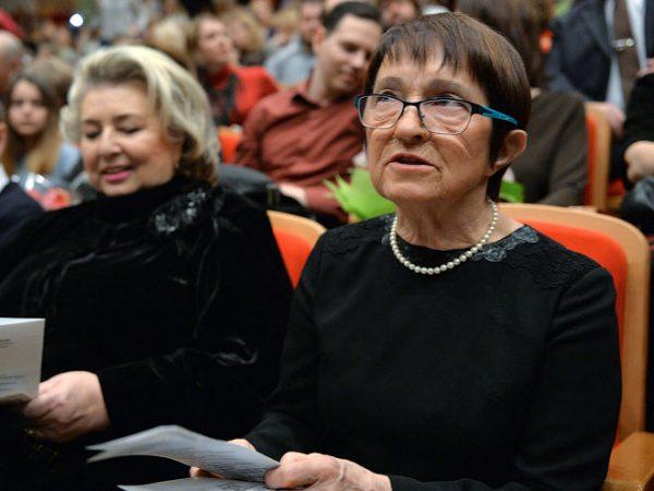 Тамара Москвина и Татьяна Тарасова