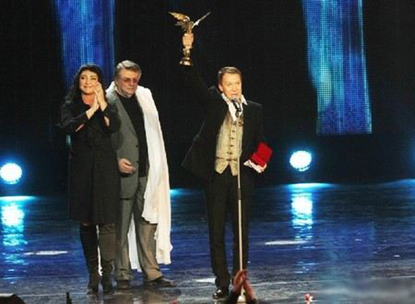 Александр Ширвиндт имеет большое количество кинонаград