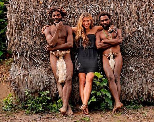 Регина Тодоренко давно мечтала побывать в Африке