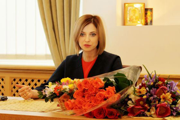 """Полонская Наталья получила награду от Владимир Путина """"За верность долгу"""""""