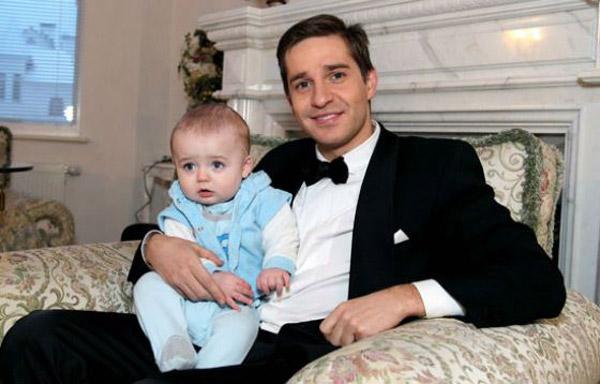 Александр Ратников с сыном Никитой