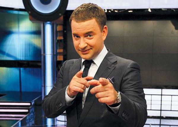 Известный телеведущий Леонид Закошанский