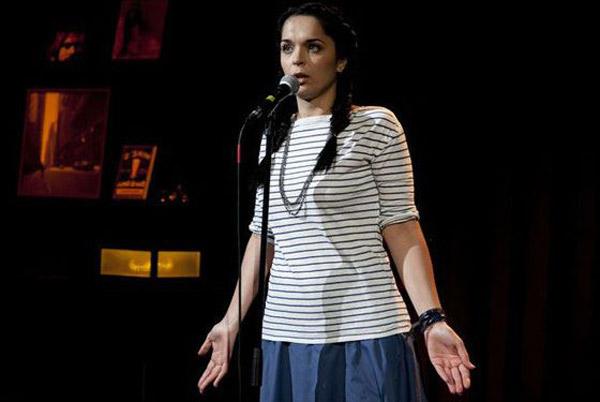 Юлия Ахмедова принимает участие и в других юмористических шоу