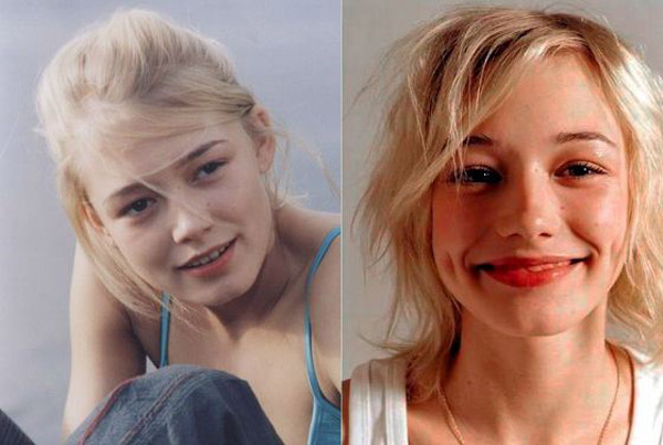 В юности Оксана Акиньшина работала моделью
