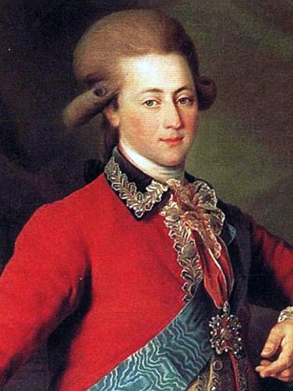 Известная историческая личность Григорий Потемкин