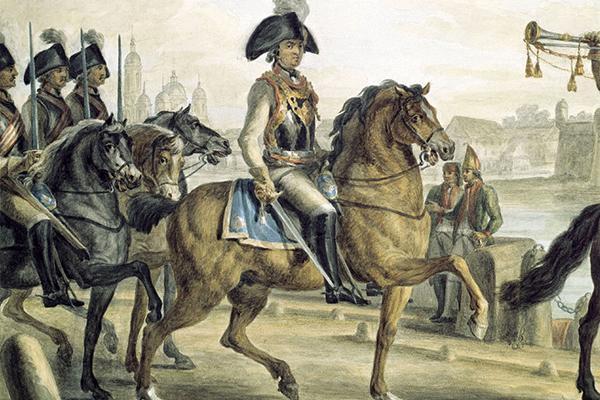Великий полководец Григорий Потемкин