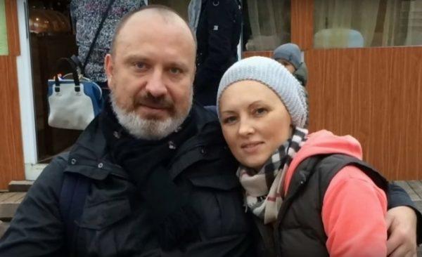 Елена Ксенофонтова и Александр Цветков