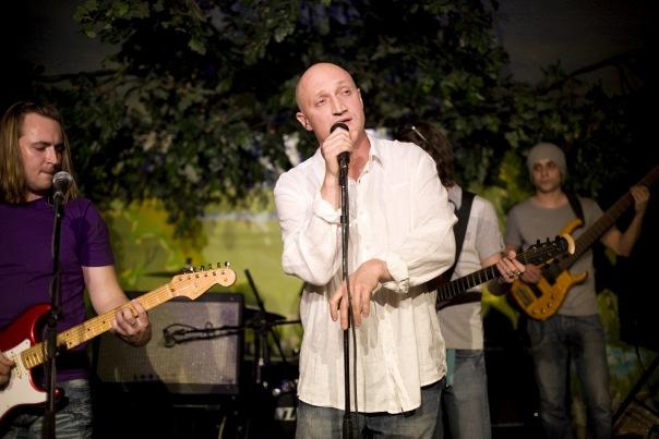 Гоша Куценко на сцене