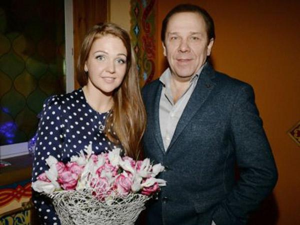 Владимир Девятов с дочерью Екатериной