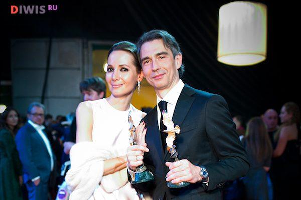 Антон Златопольский с супругой Дарьей
