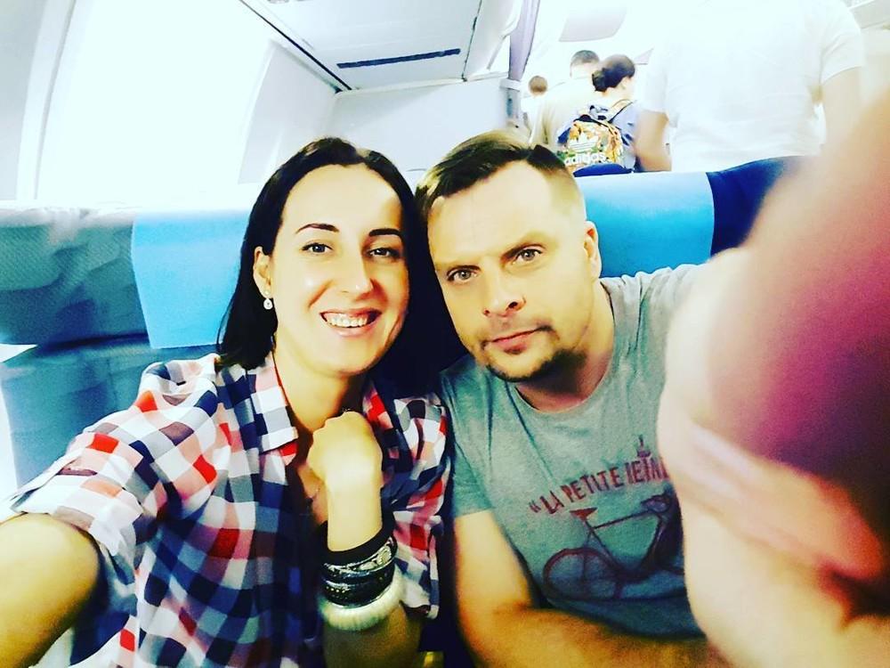 Александр Носик подал на развод