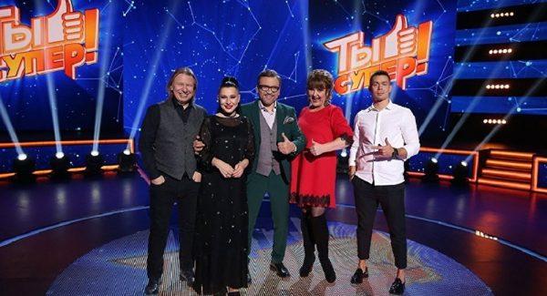 "Маргарита Суханкина член жюри программы ""Ты супер"""