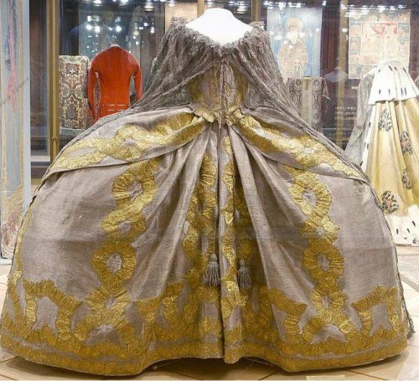 Платье Великой императрицы