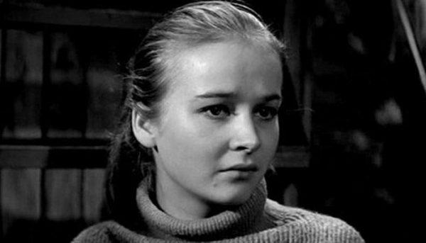 Наталья Богунова в молодости