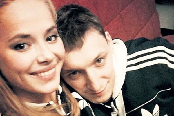 Зоя Бербер и Александр Синегузов