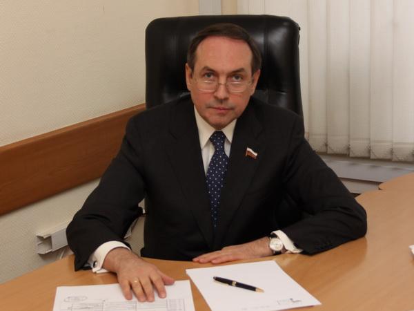 Вячеслав Никонов: фото