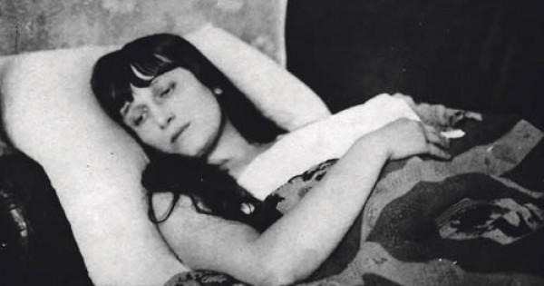 Анна Ахматова болела туберкулезом