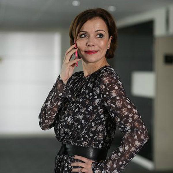 Актриса Екатерина Тенгизовна Семёнова