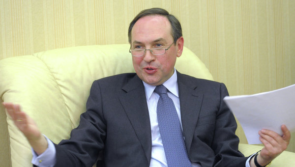 Известный политик Никонов Вячеслав