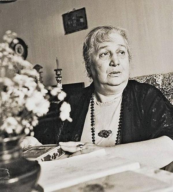 Анна Ахматова: последние годы жизни