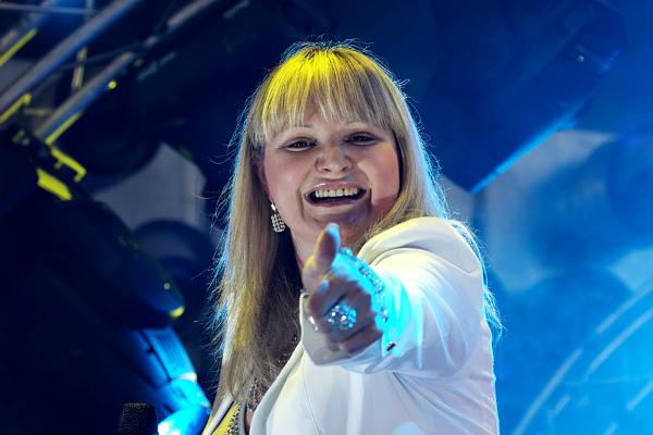 Певица Маргарита Суханкина