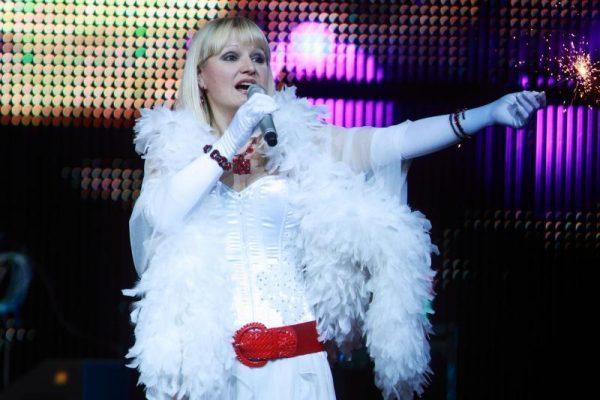 Маргарита Суханкина до сих пор выступает на сцене