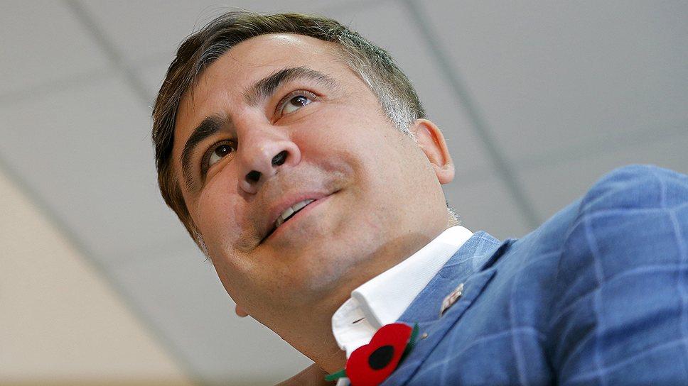 Есть ли тайная связь между Максаковой и Саакашвили?