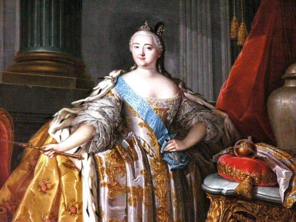 Императрица Елизавета Петровна была красивой женщиной