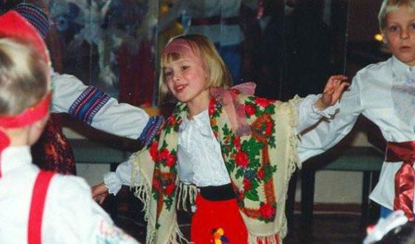 В детстве Зоя Бербер ходила на танцы