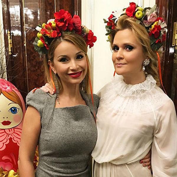 С Ольгой Орловой