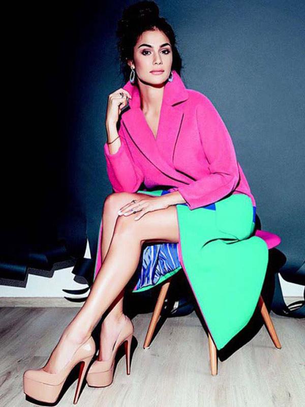 Анастасия известная модель и актриса
