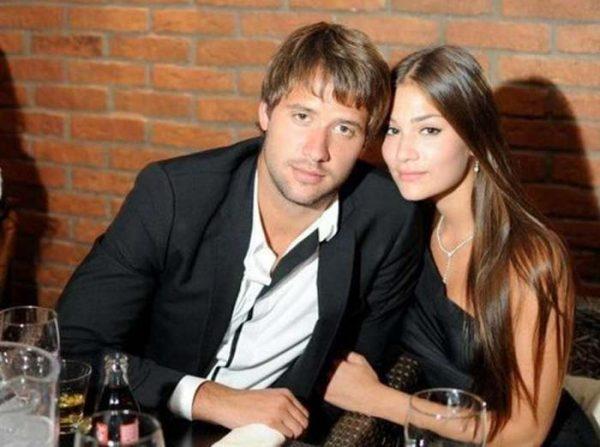 С бывшим возлюбленным Артемом Большаковым