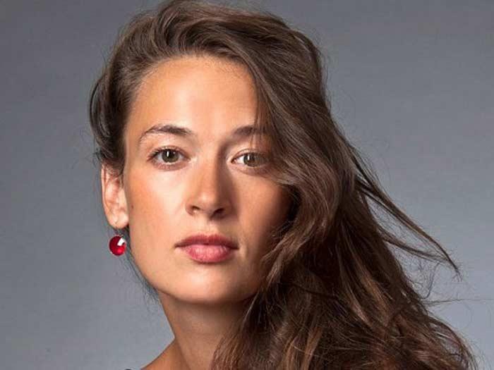 Жена актера Мария Добржинская