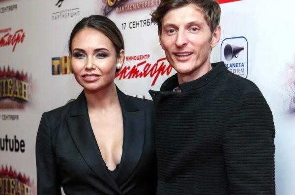Со своим мужем Павлом Волей
