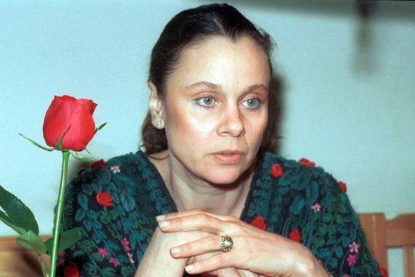 Последние фото Любови Полищук